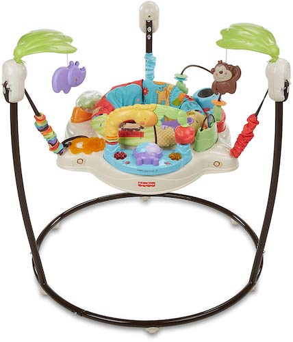 9. Fisher-Price Jumperoo: Luv U Zoo