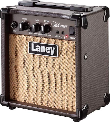 7. Laney Acoustic Guitar Amplifier (LA10)