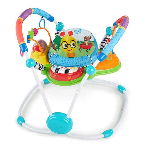 2. Baby Einstein Neighborhood Friends Activity Jumper