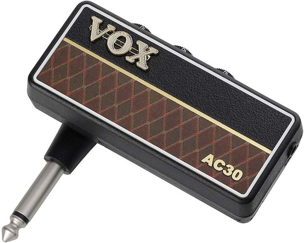 10. VOX AP2AC amPlug 2 AC30 Guitar/Bass Headphone Amplifier
