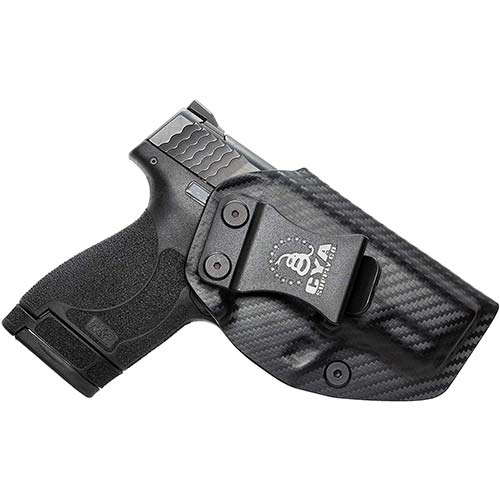 7. CYA Supply Co. Inside Waistband Holster