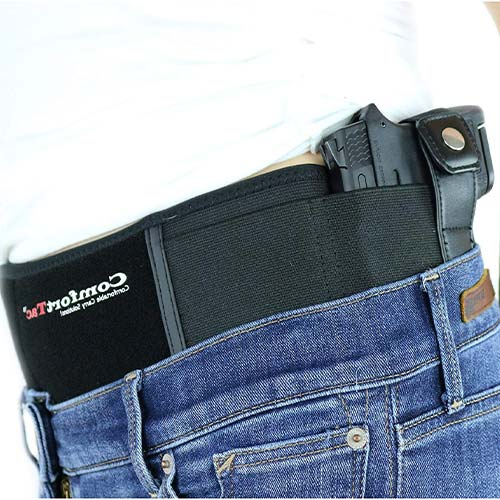 5. ComfortTac Ultimate Belly Band Holster Deep Concealment Edition