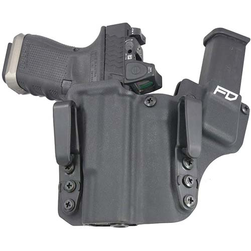 1. Fierce Defender IWB Kydex Holster Glock 19 23 32