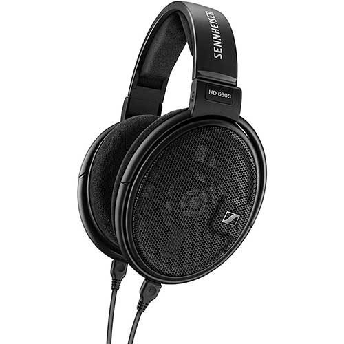 10. Sennheiser HD 660 S - HiRes Audiophile Open Back Headphone
