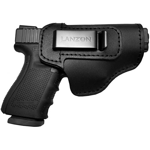 10. LANZON Leather IWB Holster