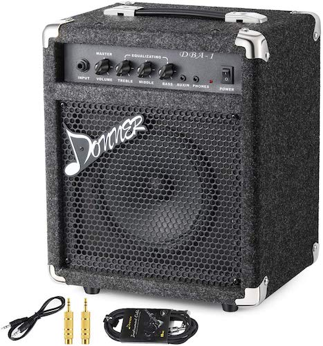 6. Donner Guitar AMP (DBA-1)