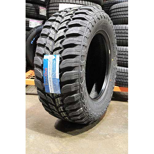 5. Road One Cavalry M/T Mud Tire RL1199 33 12.50 18 33x12.50R18, E Load Rated