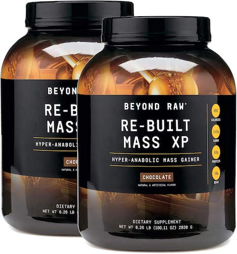2. Re-Built Mass Xp Choc