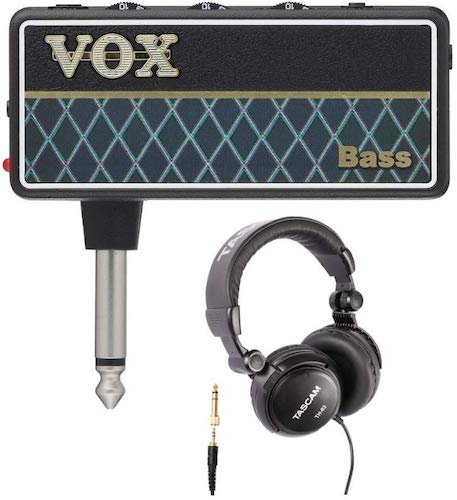 9. VOX AP2BS amPlug 2 Bass Headphone Amplifier
