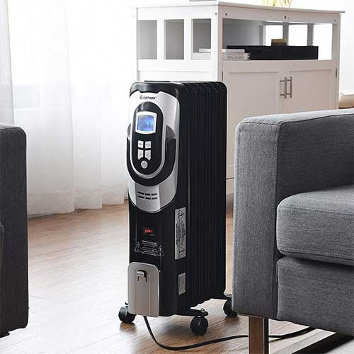Top 10 Best Oil Filled Radiator Heaters in 2020 Reviews