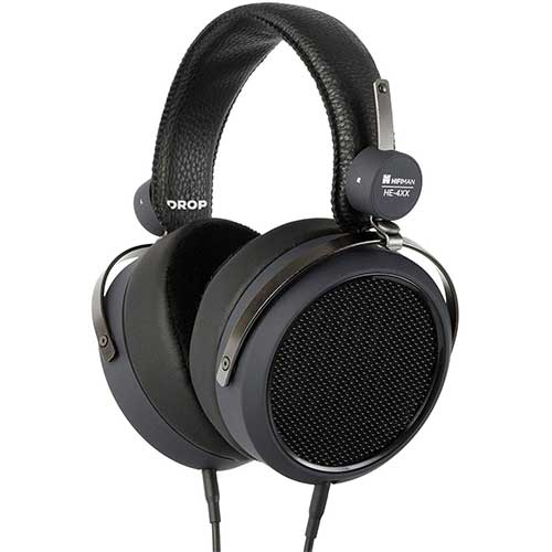 2. Drop + HIFIMAN HE4XX Planar Magnetic Over-Ear Open-Back Headphones