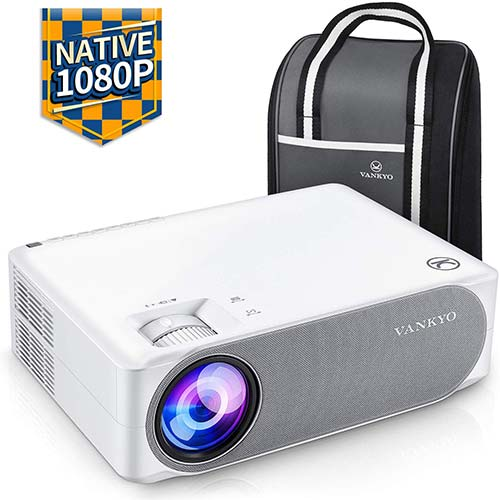 1. VANKYO Performance V630 Native 1080P Full HD Projector