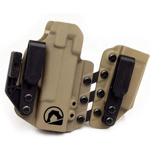 9. Black Arch Entrada Appedix Carry Holsters
