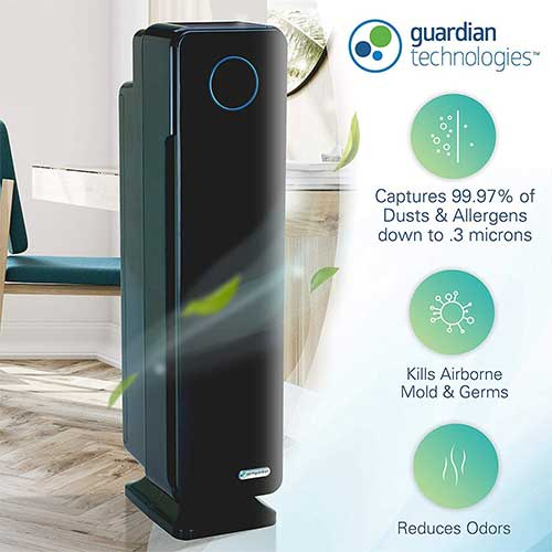 Top 10 Best Air Purifier for Smoke under 100 in 2020 Reviews