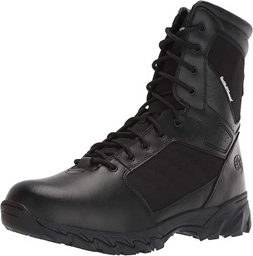 Top 10 Best Waterproof Tactical Boots in 2020 Reviews