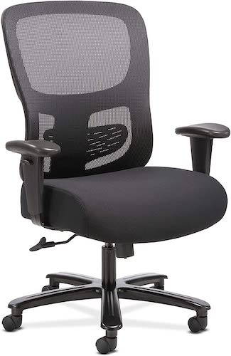 6. Sadie Big and Tall Office Computer Chair