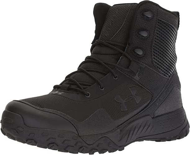 5. Under Armour Men's Valsetz RTS 1.5 with Zipper Military and Tactical