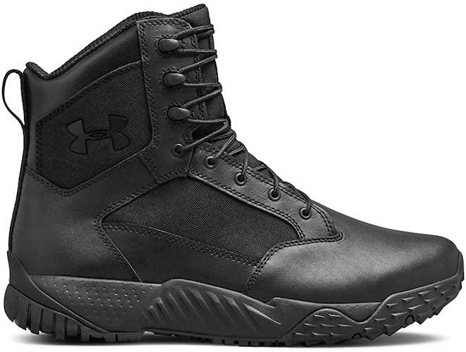 1. Under Armour Men's Stellar Tac Waterproof Military and Tactical Boot