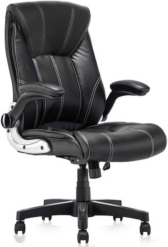 9. B2C2B Leather Executive Office Chair