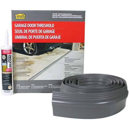 Top 10 Best Garage Door Threshold Seals in 2020 Reviews