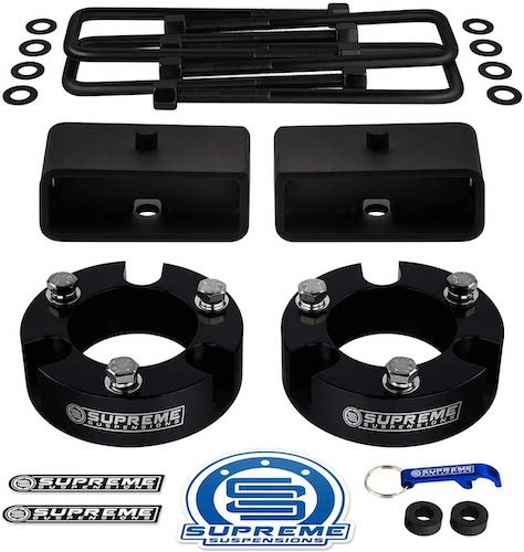3. Supreme Suspensions - Full Lift Kit for 2005-2020 Toyota Tacoma 3