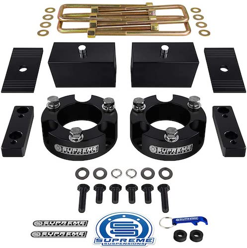 10. Supreme Suspensions - Full Lift Kit for 2005-2020 Toyota Tacoma 3
