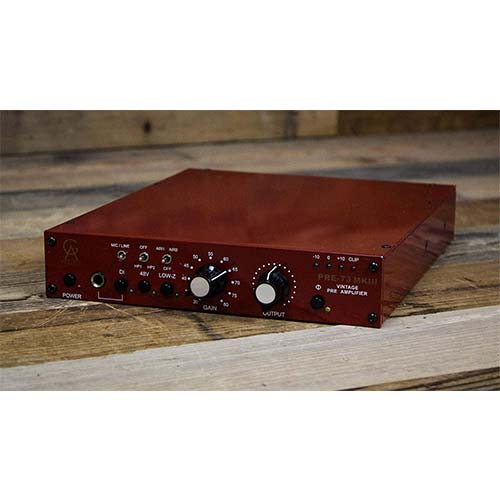 8. Golden Age Project Pre-73 MKIII Mic Preamp