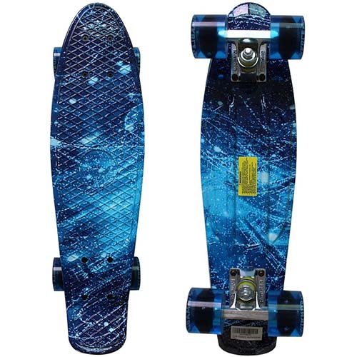 6. RIMABLE Complete 22 Inches Skateboard