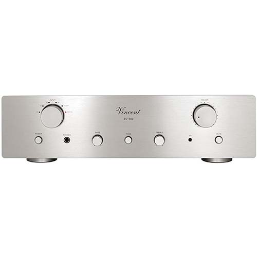 3. Vincent Audio SV 500 Hybrid Integrated Amplifier