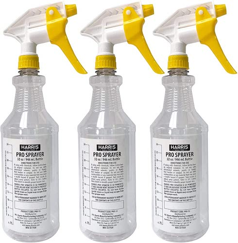 1. Harris Professional Spray Bottle