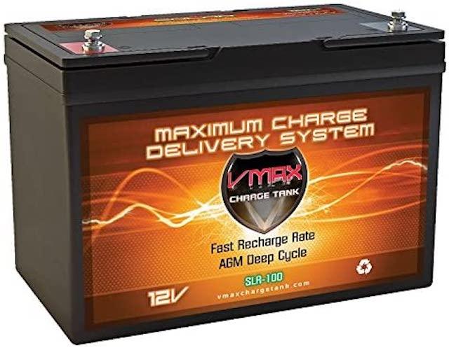 Top 10 Best 12v Deep Cycle Batteries in 2021 Reviews