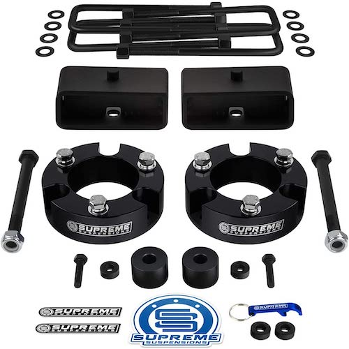 4. Supreme Suspensions - Full Lift Kit for 2005-2020 Toyota Tacoma 3
