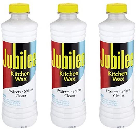 3. Jubilee Kitchen Cleaning Wax