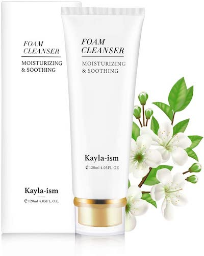 7. Kayla-Ism Facial Cleanser