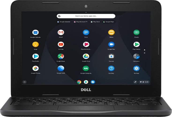 10. 2019 Dell Chromebook 11 11.6 Laptop Computer, Intel Celeron N3060 up to 2.48GHz, 16GB eMMC Flash Memory, Chrome OS