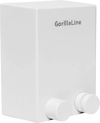 7. GorillaLine Retractable Clothesline - Heavy Duty Clothing Line for Drying Clothes - Wall Mounted Stainless Steel Laundry Line
