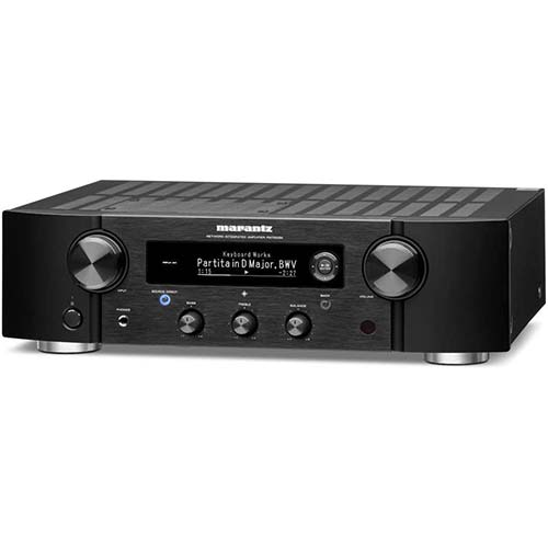 1. Marantz PM7000N Integrated Stereo Hi-Fi Amplifier