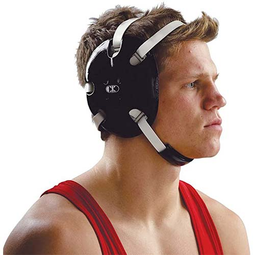 1. Cliff Keen E58 Headgear