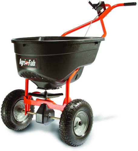 3. Agri-Fab 45-0462 Push Broadcast Spreader