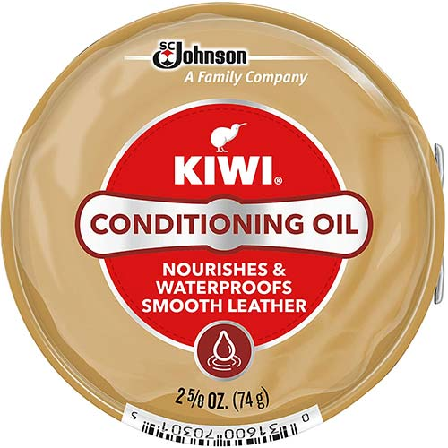 3. KIWI Conditioning Oil, 2.625 oz (1 count)