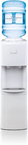 5. Primo Top Loading Hot/Cold Water Dispenser with Leak Guard
