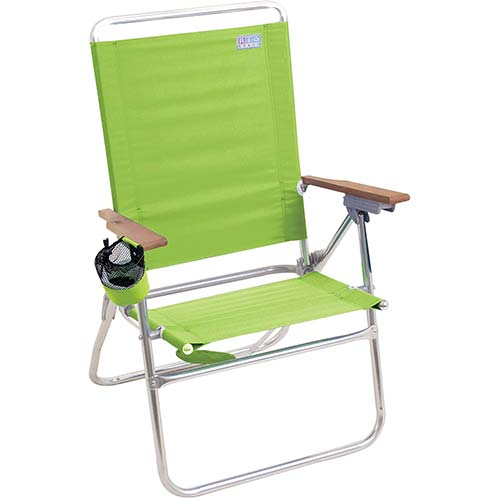 7. Rio Beach Hi-Boy Beach Chair