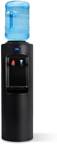 8. Brio CL520 Commercial Grade Hot and Cold Top Load Water Dispenser Cooler - Essential Series