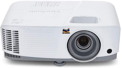 1. ViewSonic 3600 Lumens SVGA High Brightness Projector