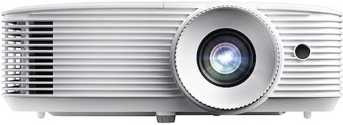 5. Optoma WU334 WUXGA High Brightness 3D DLP Office and Business Projector