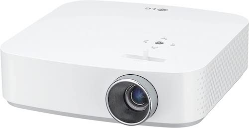 6. LG PF50KA Portable Full HD LED Smart Home Theater CineBeam Projector