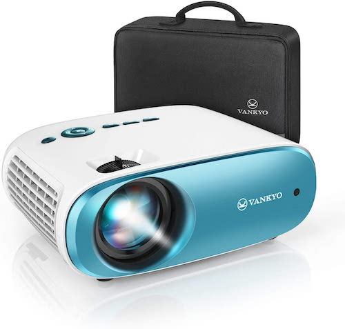 10. VANKYO Cinemango 100 Mini Video Projector