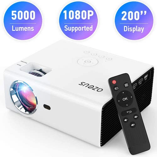 Top 10 Best Projectors Under $200 in 2020 Reviews