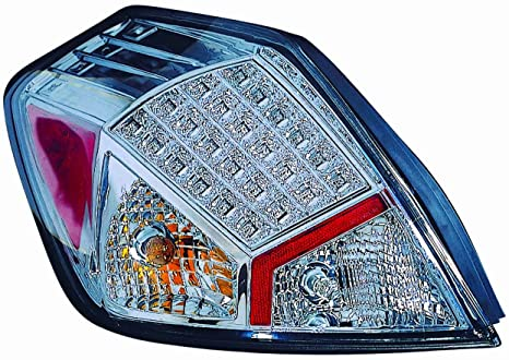 4. DEPO M15-1902P-ASV Replacement Tail Light Set (This product is an aftermarket product. It is not created or sold by the OE car company)