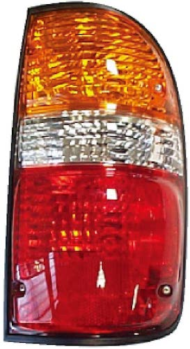 6. 01-04 TOYOTA TACOMA Right Passenger Rear Tail Light Lamp